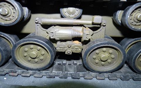 Most Little Boy Has Dreamshave Yours Come Ture Yet Verio 18 Scale R C M4A3E8 Tank Model Build By High Quality Metal Hand